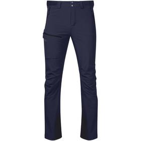 Bergans Breheimen Pantalones Softshell Hombre, navy/dark navy